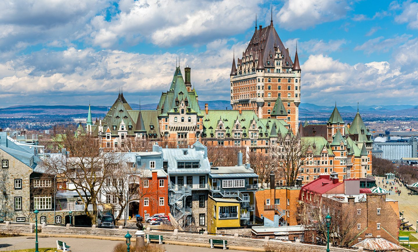 Spa Package Quebec Canada