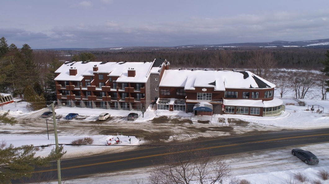 Hotel Suites Lac-Brome - Sweet Valentine package