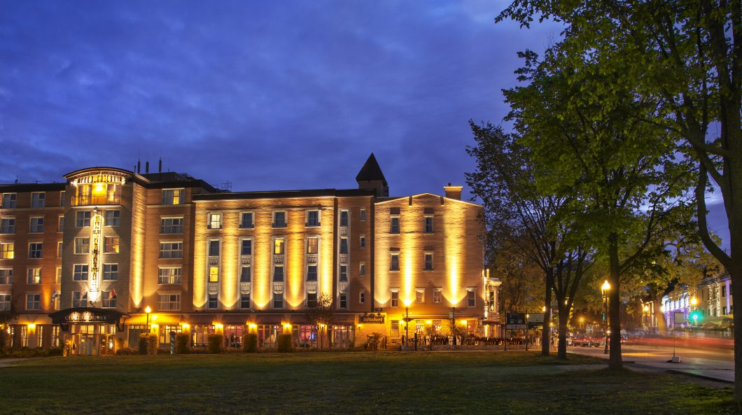 Hotel Chateau Grande Allee Quebec City